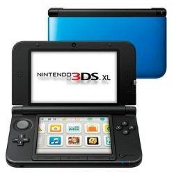Console Nintendo 3DS XL Azul - Seminovo