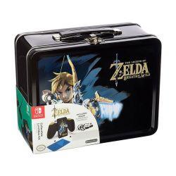 Kit Lancheira Colecionável PowerA (The Legend of Zelda: Breath of the Wild) - Nintendo Switch