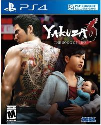 Yakuza 6: The Song of Life - PS4