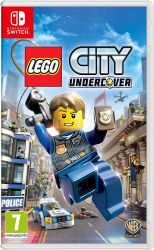 LEGO City Undercover - Seminovo - Nintendo Switch