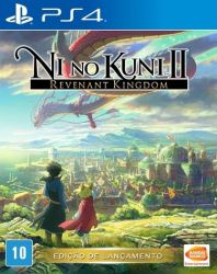 Ni no Kuni II: Revenant Kingdom - Edição de Lançamento - PS4