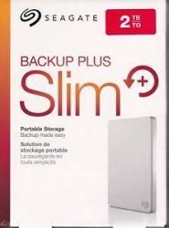 HD Externo Expansion 2TB Slim USB 3.0 - Branco - Seagate