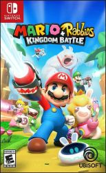 Mario + Rabbids Kingdom Battle - Seminovo - Nintendo Switch