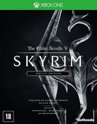 The Elder Scrolls V: Skyrim - Special Edition - Seminovo - Xbox One