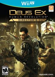 Deus Ex: Human Revolution - Seminovo - Wii U