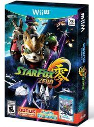Star Fox Zero + Star Fox Guard (Bundle) - Seminovo - Wii U