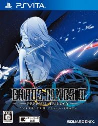 Chaos Rings 3 Prequel Trilogy - Seminovo - Psvita (Jap)
