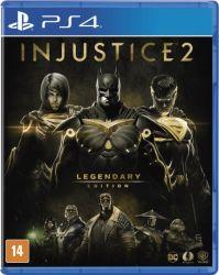 Injustice 2 - Legendary Edition - PS4 (Pré-venda)