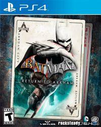 Batman Return to Arkham - Legendado em Português - PS4