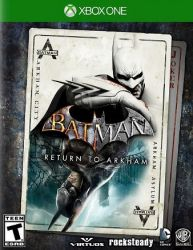 Batman Return to Arkham - Legendado em Português -  Xbox One