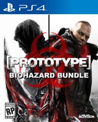 Prototype Biohazard Bundle - PS4