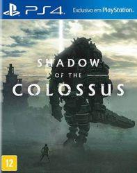 Shadow of the Colossus - Seminovo - PS4 (Case de Papel)