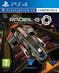 Radial-G : Racing Revolved VR - PS4