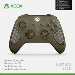 Controle Wireless Combat Tech Special Edition - Xbox One S