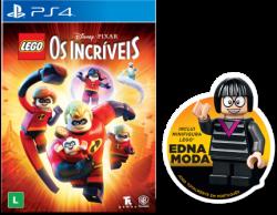 LEGO Os Incríveis - Edição Especial - PS4