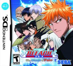 Bleach: The Blade of Fate - Seminovo - Nintendo DS