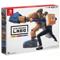 Nintendo LABO - Robot Kit - Nintendo Switch