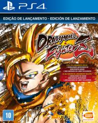 Dragon Ball FighterZ - Seminovo - PS4