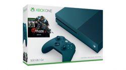 Console Xbox One S 4K 500gB Edição Deep Blue - Seminovo