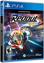 Redout: Lightspeed Edition - PS4