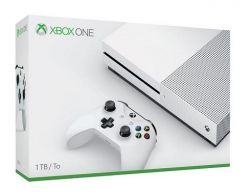 Console Xbox One S 4K 500GB Branco - Seminovo