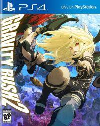 Gravity Rush 2 - Seminovo - PS4