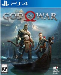God of War 4 - Seminovo - PS4 (Case de Papel)