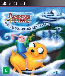 Adventure Time: O Segredo do Reino sem Nome - PS3