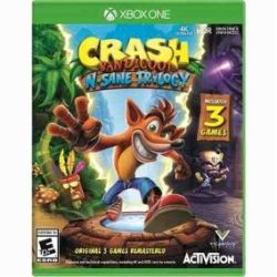 Crash Bandicoot N. Sane Trilogy - Xbox One (Pré-venda)