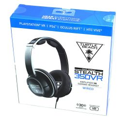 Headset Turtle Beach Earforce 350 VR - PS4 / Oculus Rift / HTC VIVE