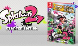 Splatoon 2:  Starter Edition - Nintendo Switch