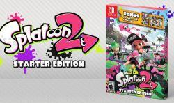 Splatoon 2:  Starter Edition - Nintendo Switch