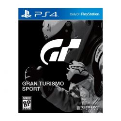 Gran Turismo Sport - Seminovo - PS4