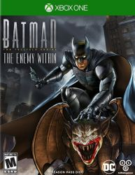 Batman: The Enemy Within 2 - Seminovo - Xbox One