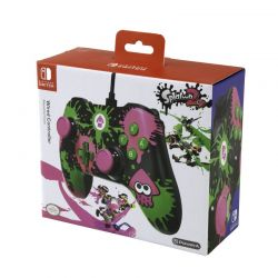 Nintendo Switch Wired Controller Splatoon Ed.