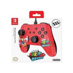 Nintendo Switch Wired Controller Mario Ed.