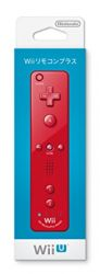 Controle Remote Plus Vermelho Red - Wii U