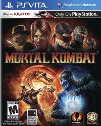 Mortal Kombat 9 - Seminovo - PSVITA