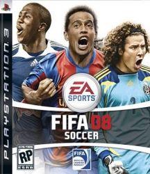 FIFA Soccer 08 - Seminovo - PS3