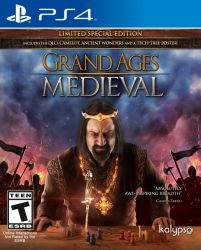 Grand Ages: Medieval - Seminovo - PS4