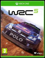 WRC 5 - Seminovo - Xbox One