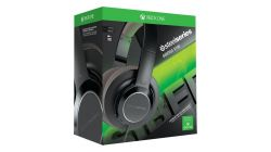 Headset Steelseries Siberia X100 c/ Adaptador - Xbox One