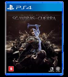 Terra Média: Sombras da Guerra - Seminovo - PS4