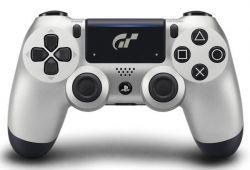 Controle Dualshock 4 Edição Limitada Gran Turismo Sport - Seminovo - PS4
