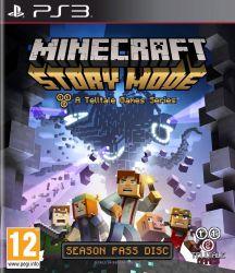 Minecraft: Story Mode - Seminovo - PS3