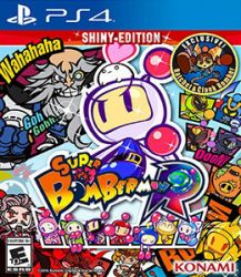 Super Bomberman R - Shiny Edition - PS4
