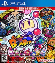 Super Bomberman R - Shiny Edition - PS4