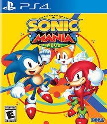 Sonic Mania Plus - PS4 (Pré-venda)