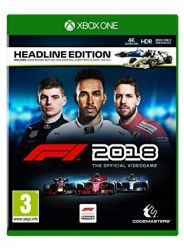 F1 2018 Headline Edition - Xbox One (Pré-venda)