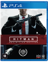 Hitman: Definitie Edition - PS4